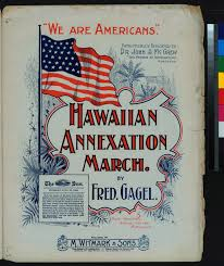 Pros and Cons of Annexation of Hawaii