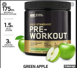 Pros and Cons of pre-workout