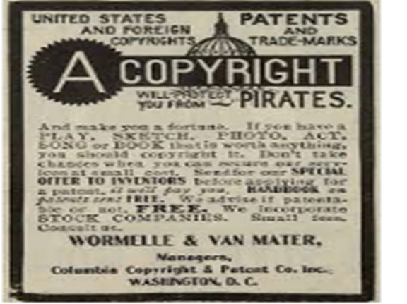 Pros and cons of patents and copyright